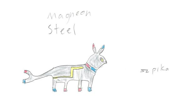 Magneon by pikazooka