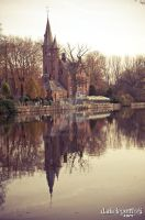 Bruges View 3 by OttoMarzo