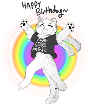TannerTFM PWYW -Commish- by Spottedfire-cat