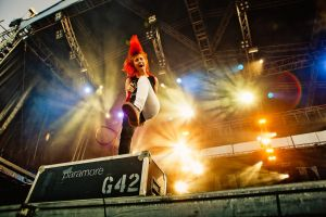 Paramore by PetriW