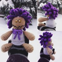 Road Kamelot Doll Form by Vivacia18