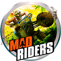 Mad Riders by POOTERMAN
