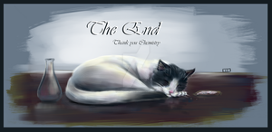 The End: Chemistry by MangoPearls