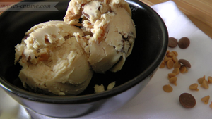 Peanut Butter Ice Cream by maytel