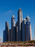 Dubai Marina Towers 2 by troubleacm