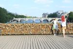 Love Lock Bridge - Paris, France by 5littlekeys