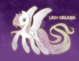 Lady Galaxia by Suikasen