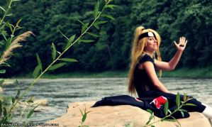 Say hello: Deidara cosplay by AkaneHiro