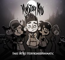 Mystery Kids- Fake Intro Storyboard by Zakeno