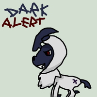 Dark Alert the Absol - Journal Request by Joltimeon