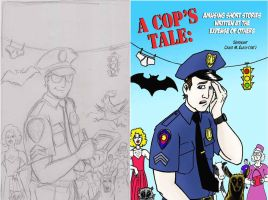 A Cops Tale Cover by phymns