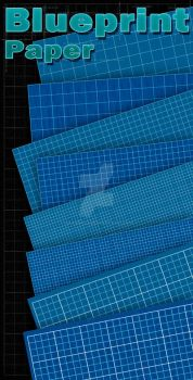 8 Blueprint Pages by hassified