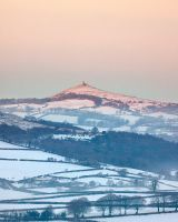 Brentor Winter Solstice by Alex37