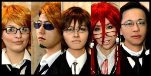 Musical Black Butler - 1 by ImMuze
