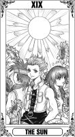 KH Tarot: The Sun by Autumn-Sacura