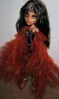 Phoenix Claw one of a kind monster high by midnightstrinkets