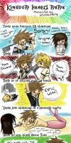 Kingdom Hearts Meme by animekitten16