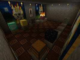 My Secret Room: Trophy Room by NeonBlacklightTH