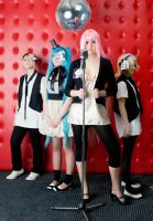 We are VOCALOIDs by 0zick