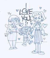 HA.PPG_CARD : 'Love has... ' by MarcosBnPinto