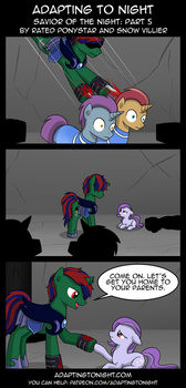 ATN: Savior of The Night - Part 5 (End) by Rated-R-PonyStar