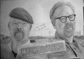 Mythbusters by Polonx