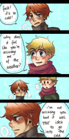 NHG: WINTER TIME. by TheGweny