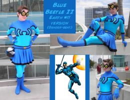 Blue Beetle II Costume by Demyrie