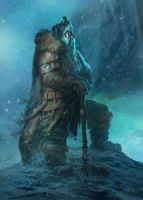 Thorin Oakenshield by Matchack