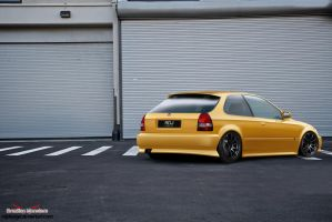 Honda Civic by RDJDesign