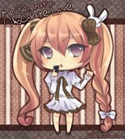 .:Moe Generation:. Chocolate Love by Kiyopee