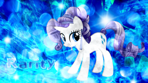 Crystal Rarity Wallpaper by CKittyKat98