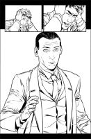Doctor Who - The Tenth Doctor #11 page 22 by elena-casagrande