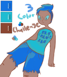 Three Color Challenge by The-Odd-Journalist