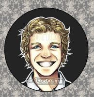 MENTALISTbadge01: Patrick Jane by Lady-Werewolf
