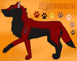 Kyromaru - New Reference by Kyromaru