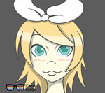 Kagamine Rin by Candy-Muffin