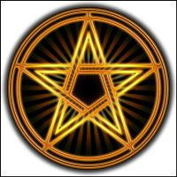 Fire Pentacle by Wildraw