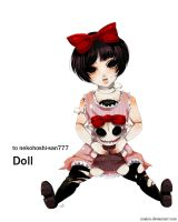 Request Doll by NuSinE