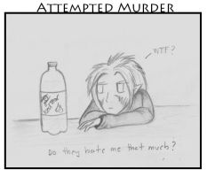 Attempted Murder by RavenGuardian13