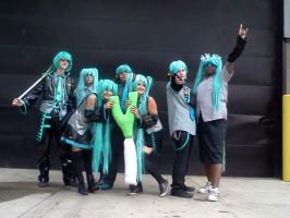 Acen 2013 Vocaloid Photoshoot-8 by dreamlife109