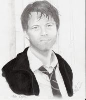 Misha Collins by SmurfKai