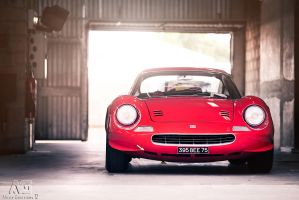 Dino 246 GT by alexisgoure