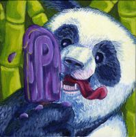 Pu the Panda by JediSeeker1
