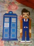 The Doctor and His Tardis by CraftyPenji