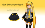Eto skirt Download by brsa