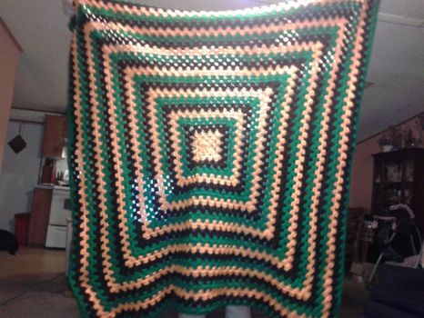 Autumn'esk Blanket - For Sale by DWCreations2014