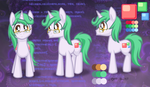 Spectrum Square reference sheet by Cazra