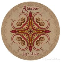 CD cover for Alizbar 5 by INDRIKoff