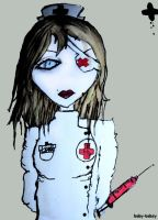 .nurse by baby-babsy